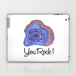 Geode - You Rock! Laptop & iPad Skin