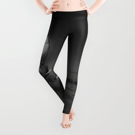 Bringing Light to the Darkness Leggings