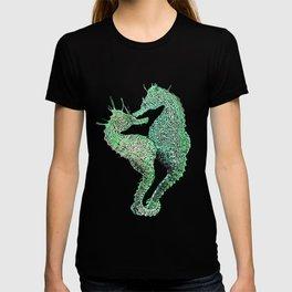 Seahorse dance T-shirt