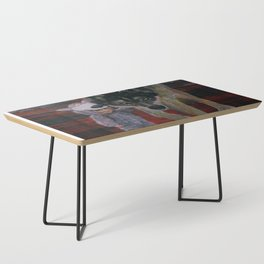 Imposter Syndrome Coffee Table
