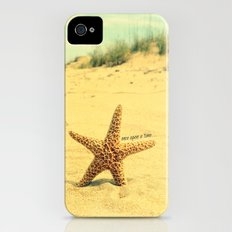 Once Upon a Time... Slim Case iPhone (4, 4s)