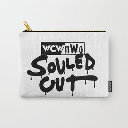 Souled Out Carry-All Pouch