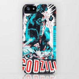 Le Monstre iPhone Case