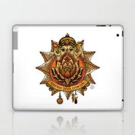 Keep Korma and Curry On Laptop & iPad Skin
