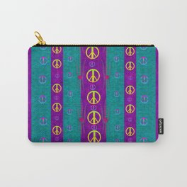 Peace be with us in this wonderful year in true love Carry-All Pouch
