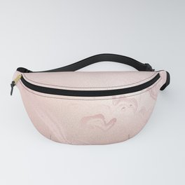 Rosegold Fanny Pack