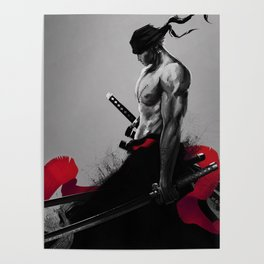 god of the sword Poster