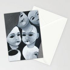The Aging Ritual Stationery Cards