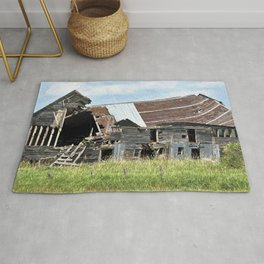 Country Barn Rug
