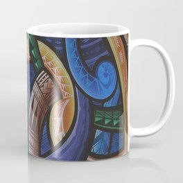Poly Tribal Coffee Mug