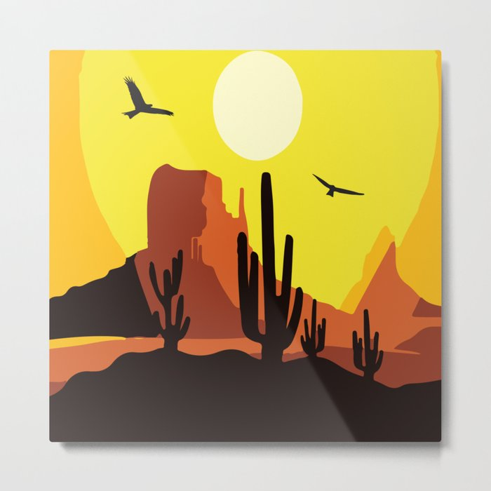 My Nature Collection No. 27 Metal Print
