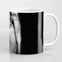 SRV - Portrait - Black and White Coffee Mug