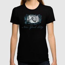 New York City, Statue of Liberty T-shirt