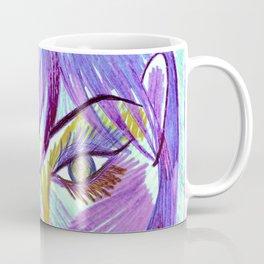 Purple Lily Tiger Times Coffee Mug
