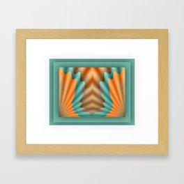 The Pendant Framed Art Print