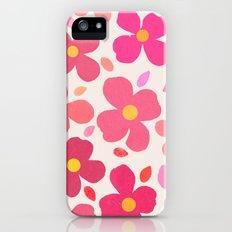 dogwood 7 iPhone (5, 5s) Slim Case