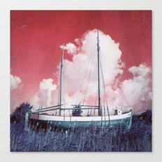 red day Canvas Print