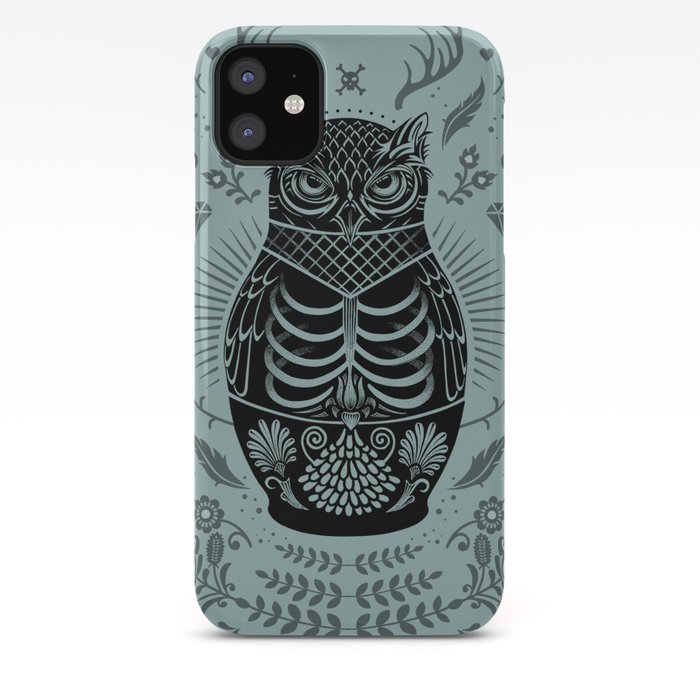 doll matryoshka iPhone 11 case