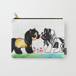 Ponies in Love Carry-All Pouch