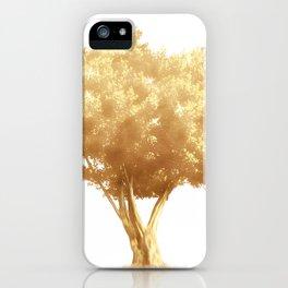 Design 175 Golden Tree iPhone Case