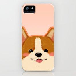 Corgi [blep!] iPhone Case