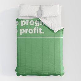 Prognosis –Jesse Livermore Comforters