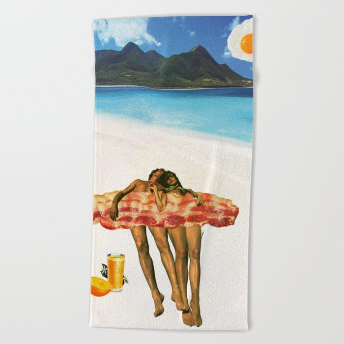 Unrequited Fantasies Beach Towel