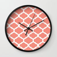 moroccan Wall Clocks featuring Moroccan by AleDan