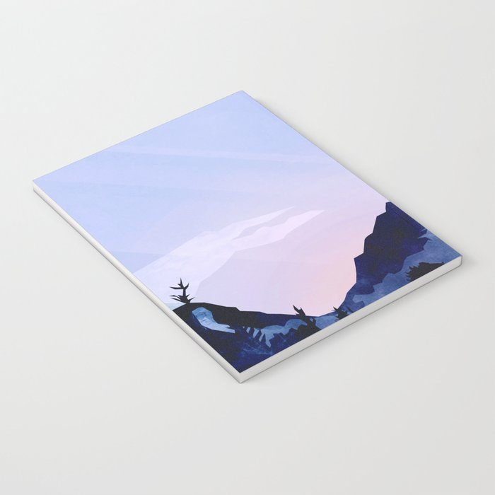 Sunny Rise Notebook