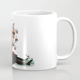 Sten & the Butterfly Sword Coffee Mug