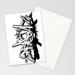 """PRAGA"" Stationery Cards"