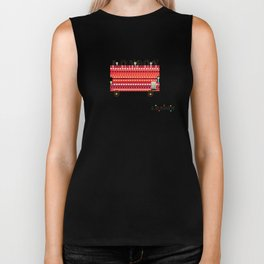 london mini icon  Biker Tank