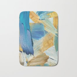 Easterly Abstract Bath Mat