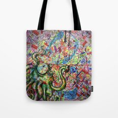 What a Mess! Tote Bag