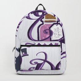Alice In Wonderland Drink Me Backpack