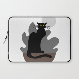 Le Chat Noir Laptop Sleeve