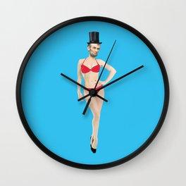 Baberaham Lincoln  Wall Clock