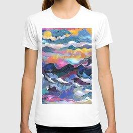 Montain Sunrise T-shirt