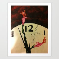 The Persistence of Abstraction Art Print