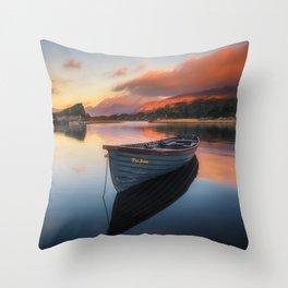 The Jersey | Ireland (RR 225) Throw Pillow