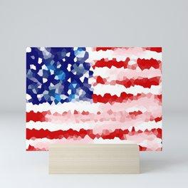 USA Mini Art Print