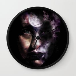 Diana The Huntress Wall Clock