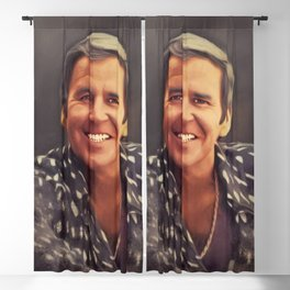Paul Lynde, Vintage Actor Blackout Curtain