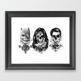 World Finest Series. Framed Art Print