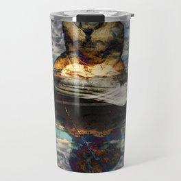 The Mirrored Surface Travel Mug