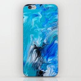 A river ran through it iPhone Skin