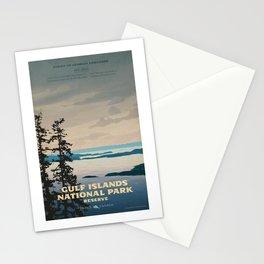 Gulf Islands National Park Reserve Stationery Cards