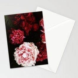 Peony Passion Stationery Cards