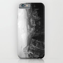 Yosemite x Glacier Point iPhone Case