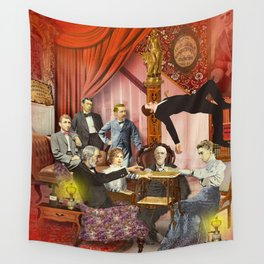Victorian Seance Wall Tapestry